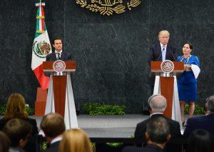 Trump y EPN Sostuvieron hoy una Conversación Telefónica