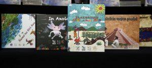 Presenta CNDH Libros Infantiles en Lenguas Indígenas