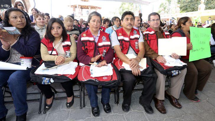 Arranca Metepec Programa de Desinfección de Tanques, Depósitos y Redes de Agua