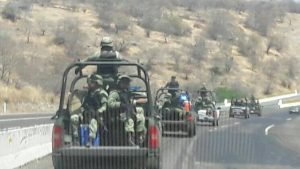 Capturan Objetivo en Michoacán