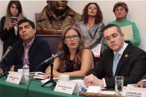 Diputada del PAN Reprueba Gestión del Delegado en Xochimilco