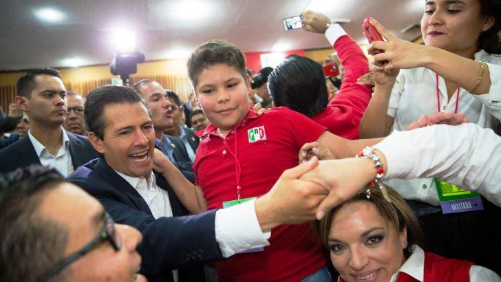 Convoca EPN a Defender a México