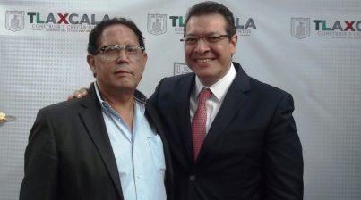 Invertirá Tlaxcala en Policía más Equipada y Capacitada; Marco Mena