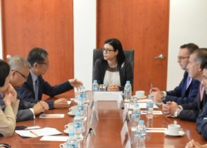 Dialoga Subsecretaria de Hacienda con Inversionistas Chinos