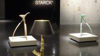 Al Desnudo Diseño de Starck en Centre Pompiduo de Málaga