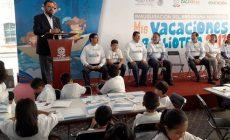 """Inauguran en Zacatecas """"Mis Vacaciones en la Biblioteca 2017"""""""