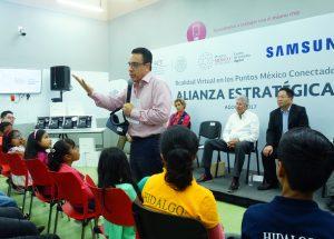 Fortalece el Gobierno de Hidalgo Estrategias Digitales