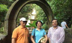 Embajador de la República de China visita Pueblo Mágico de Xilitla