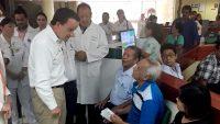 Acelera IMSS Reparación en Chiapas de Clínica Dañada