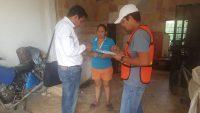 Brigadas de la Sedatu Iniciaron Censo de Viviendas afectadas en Morelos