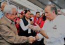 México Necesita de Presidente a un Hombre como Meade: Antorcha