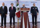 Mensaje del Comisionado Nacional de Seguridad, Renato Sales Heredia