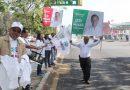 Participa Tlaxcala en Megacruceros a Favor de Meade