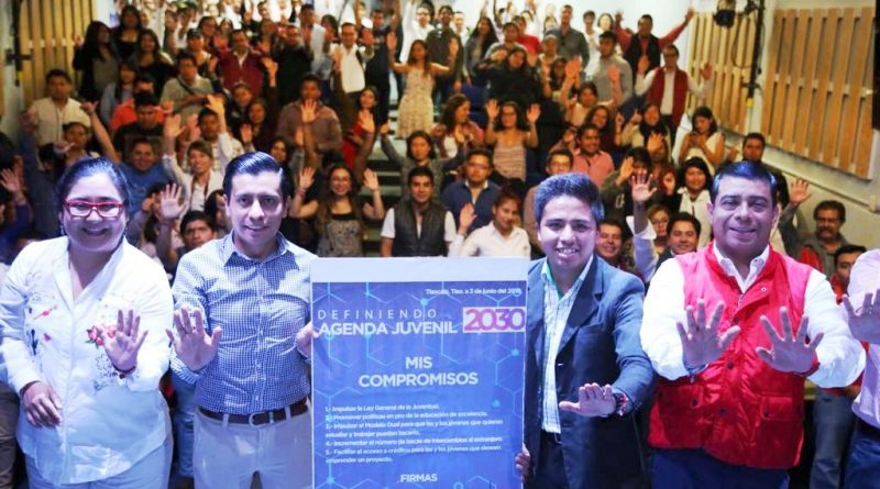 Impulsará  Anabel Alvarado desde el Senado Ley General de la Juventud, Becas y Créditos para Tlaxcala