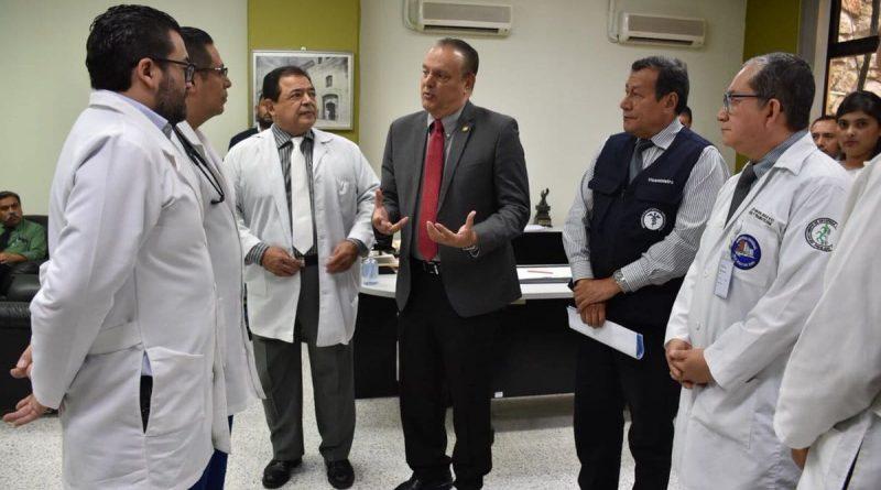 México Continúa Apoyo a Guatemala con Traslado de Pacientes y Unidades Médicas Móviles