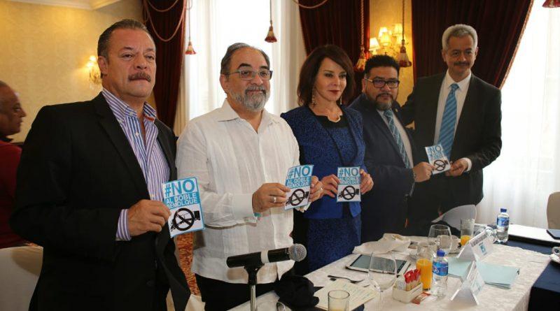 Rechaza Nueva Alianza el Doble Remolque en la CDMX