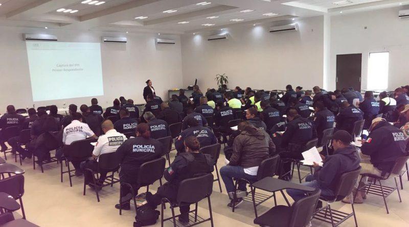 Capacitación a Policías Municipales y Estatales, Estrategia Prioritaria: Cesesp