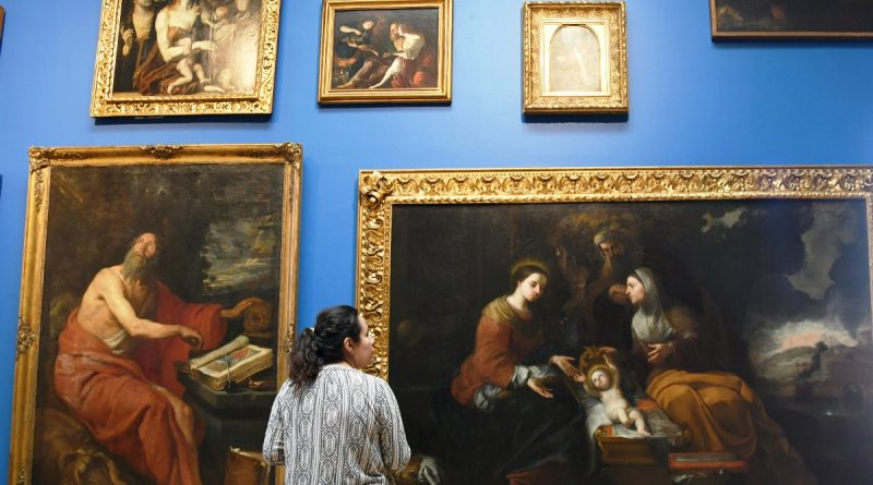 Museo de San Carlos Exhibirá su Valiosa Colección de Arte Europeo