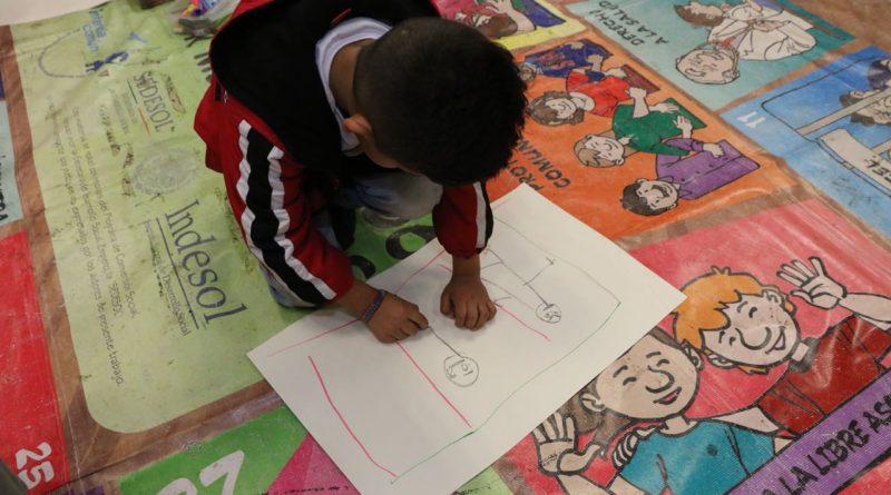 Infantes Aprenden con Actividades Lúdicas a Prevenir Trabajo Infantil