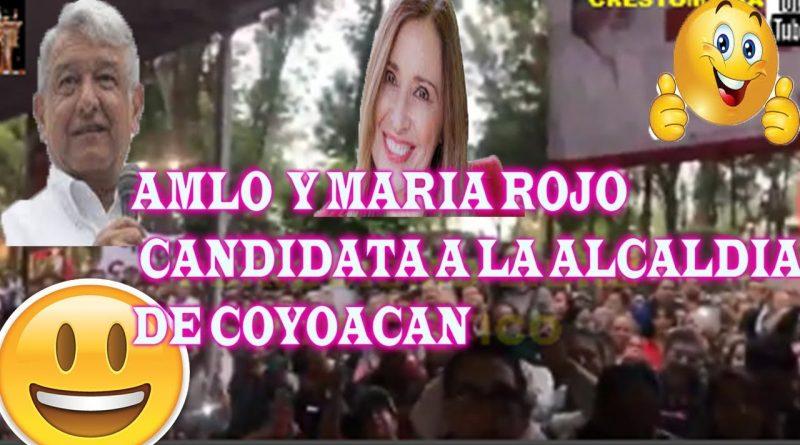 """Anuncia Rojo """"Los Abuelitos y el Mar"""" Para Coyoacán"""