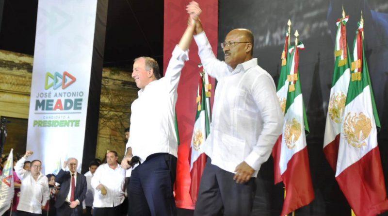 Gana José Antonio Meade 3er. Debate y se Enfila al Triunfo Electoral: René Juárez