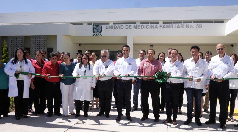 Invierte IMSS 2,200 mdp para Ampliar Infraestructura Médica en Guanajuato