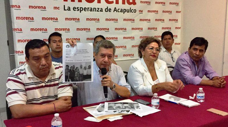 Acusa Morena Campaña Negra de Astudillo contra Adela Román,