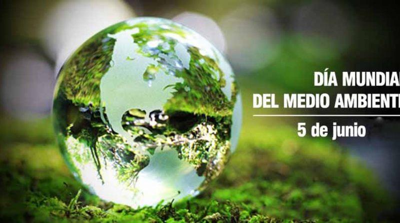 Conmemora Sedema Día Mundial del Medio Ambiente
