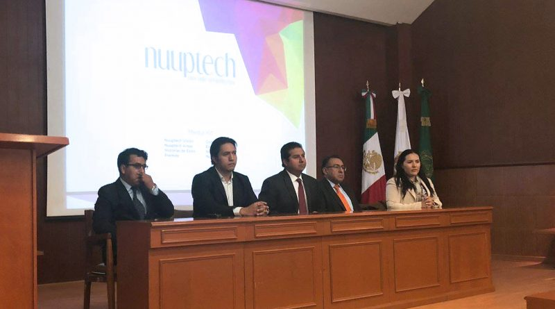 Tianguistenco de UAEM Firmó Convenio de Colaboración con Nuuptech