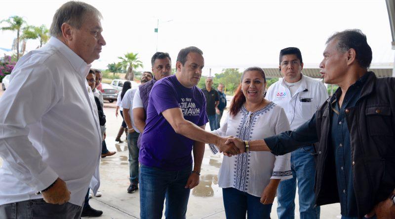 """Conmigo Tendrán un Gobierno que Sabrá Escuchar"""": Cuauhtémoc Blanco"""