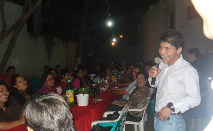 Seré Diputado Aliado de la Comunidad LGBTTTI: Víctor Torres