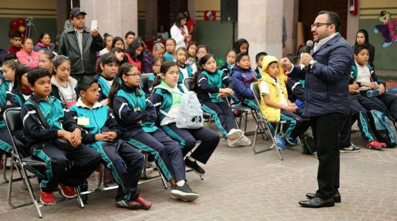 Conmemora Zacatecas Día Mundial Contra Trabajo Infantil.
