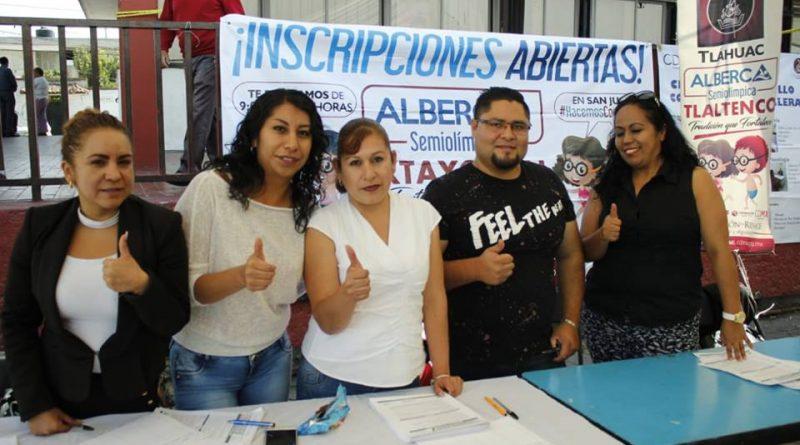 Desarrollan Caminatas Blancas por la Salud en Tláhuac