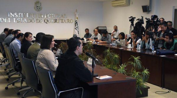 Entrega IEEQ Constancias de Mayoría a 4 Diputaciones Locales y 3 Fórmulas de Ayuntamientos