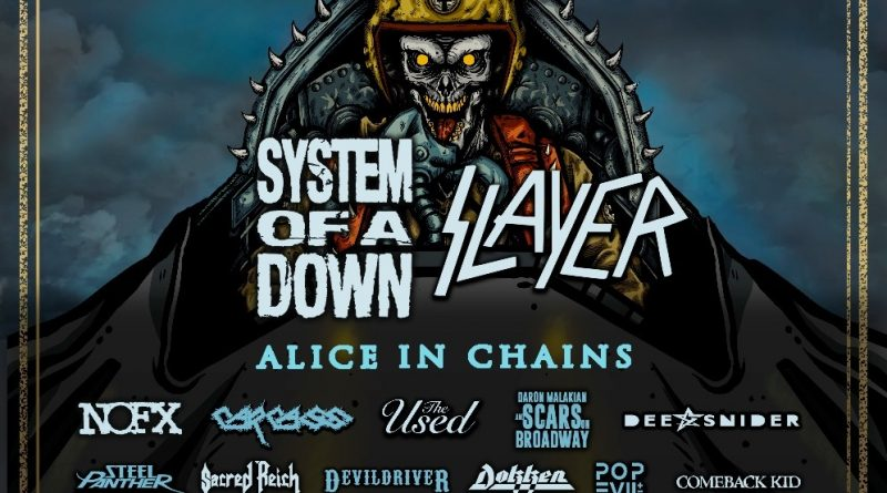 Llegará el Reconocido Force Metal Fest Open Air a Edoméx