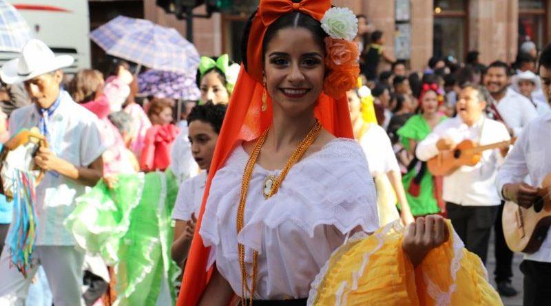 Todo Listo para el Festival Zacatecas del Folclor Internacional