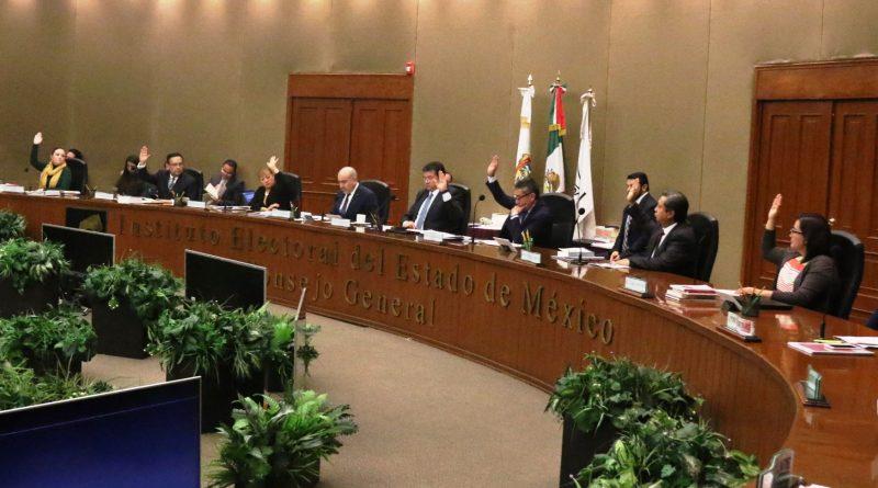 Asignó IEEM Diputaciones de Representación Proporcional