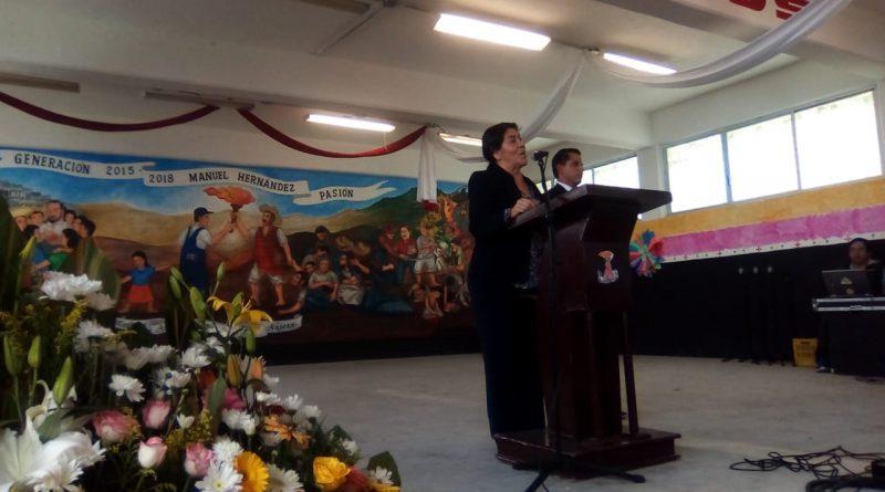 Celebra su Clausura de Cursos La Secundaria Wenceslao Victoria