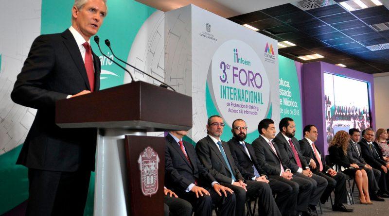 Trabajará Edoméx en Coordinación con Nuevo Gobierno Federal: Alfredo del Mazo