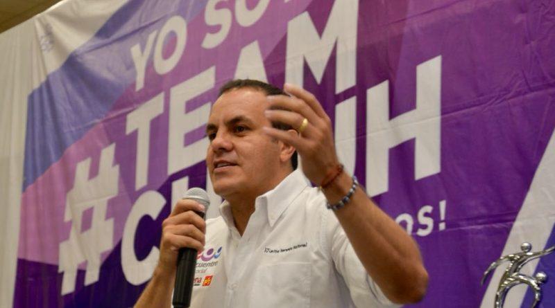 Votación Histórica para el Gobernador de Morelos