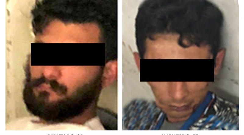 Fueron Ingresados a Reclusorio 3 Hombres, uno de Ellos Venezolano, por Delito de Robo Agravado Calificado