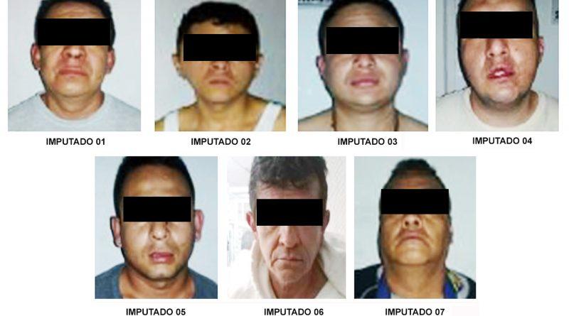 Busca PGJCdmx Vincular a Proceso a 3 Hombres por Robo a Cuentahabiente y a 7 por Resistencia de Particulares