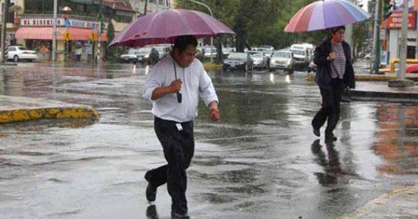 Reporte  del Clima en Edoméx