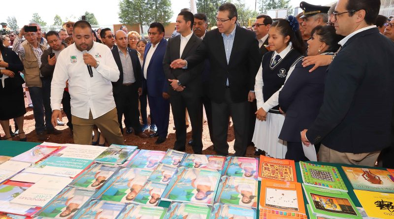 Tlaxcala, Cuarto Lugar Nacional en Mejora Educativa: Marco Mena