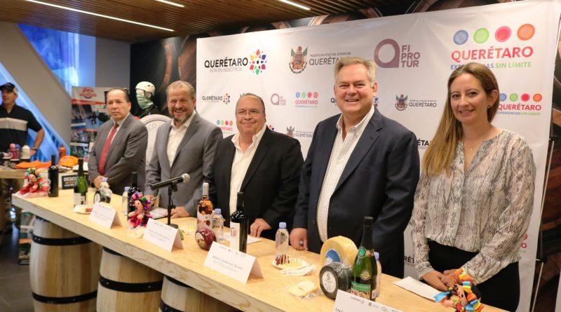 Inicia Querétaro exposición en Punto México