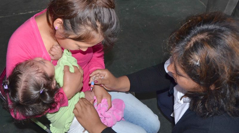 """Iniciará Sesa Aplicación de Vacuna Contra Hepatitis """"B"""""""