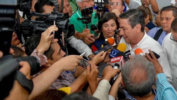 Error Histórico si no se Avanza en Desarrollo de Mercados Agroalimentarios de Exportación: Baltazar Hinojosa