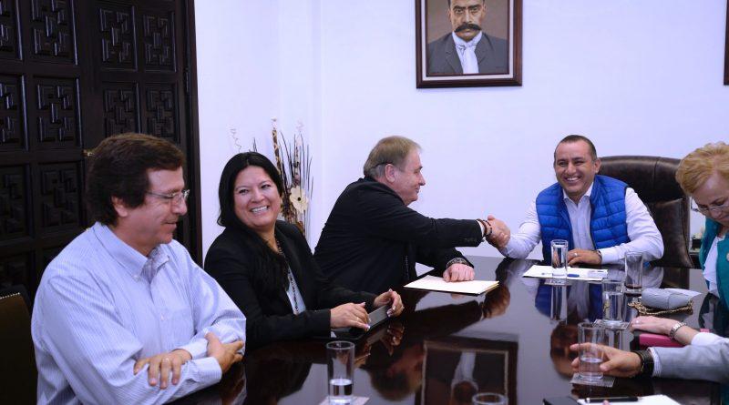 Sostiene Comité de Enlace de Cuauhtémoc Blanco Encuentro con Gobierno Estatal, para Proceso de Entrega-Recepción