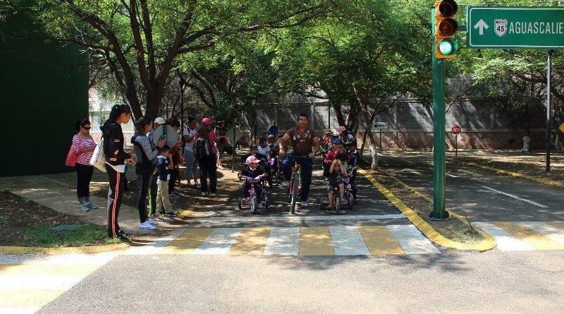 Convocan a Jóvenes a Curso de Verano en Educación Vial 2018