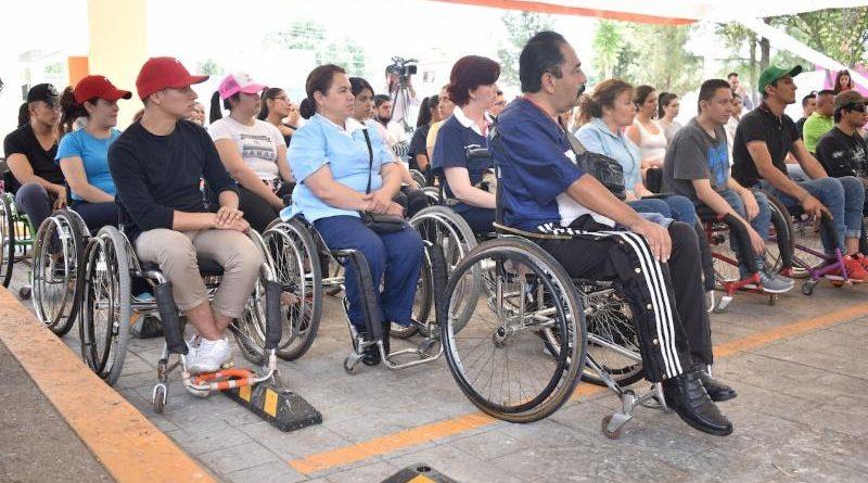 Inicia Godezac Campaña Camino a la Inclusión a Favor de Personas con Discapacidad